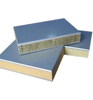 金属氟碳漆饰面保温装饰一体板