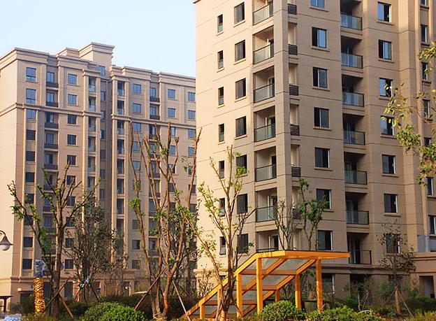 河南开封鼎立国际城 工程案例