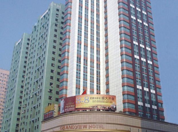 广东顺德君豪酒店一体板工程案例
