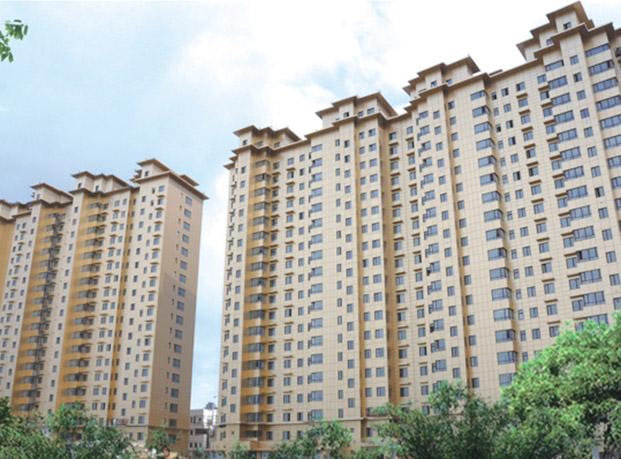 黑龙江福和御园一体板工程案例