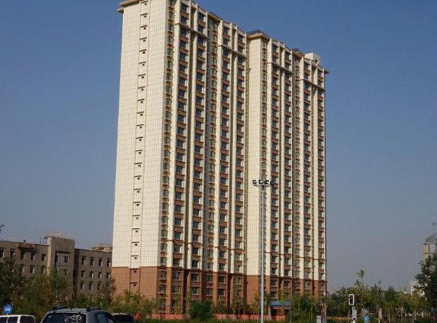 乌鲁木齐电信小区一体板工程案例