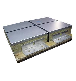 岩棉铝塑板饰面